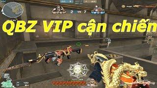 QBZ03 Royal Dragon Có Chức Năng Cận Chiến - Tiền Zombie v4