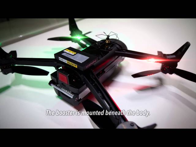 ????Advancing Parrot Bebop 2 to Router Mod™ with deep explanation (6/Jan/2016) - Everything Upgraded