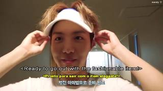 BTS Season 39 s Greetings 2018 Legendado PT part 1 4