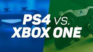 Да/No: PS4 против Xbox One
