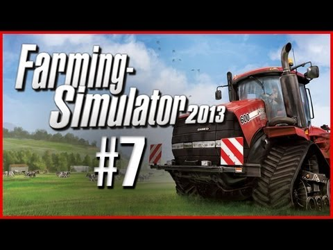 Farm Simulator 2013 Let's Play - Part 7 We Wait for Growth (Gameplay/Commentary) Walkthrough
