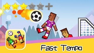 Fast Tempo Soccer Walkthrough Awesome! Recommend index three stars