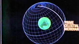 Old Celestial Navigation Cartoon (Part 1 - Celestial Coordinate System)