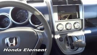 Замена лампочек на Хонда Элемент Honda Element