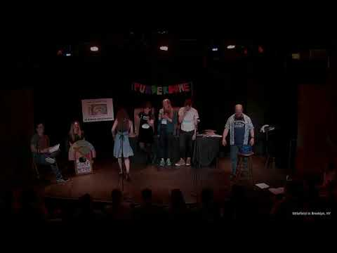 Bodies of Water ~ Punderdome! May 2018