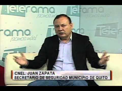 Crnel. Juan Zapata
