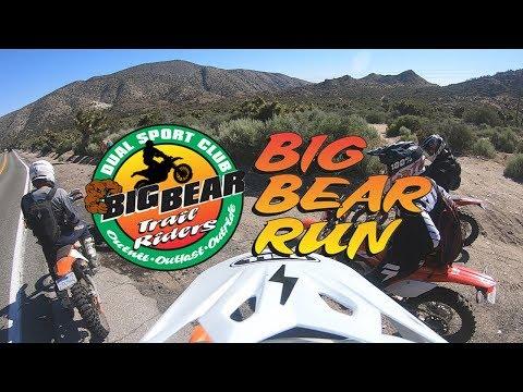 2019 Big Bear Run - Big Bear Dual Sport Riders