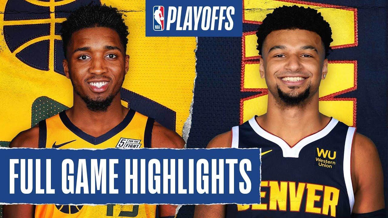 Jazz vs. Nuggets - Game Recap - August 25, 2020 - ESPN
