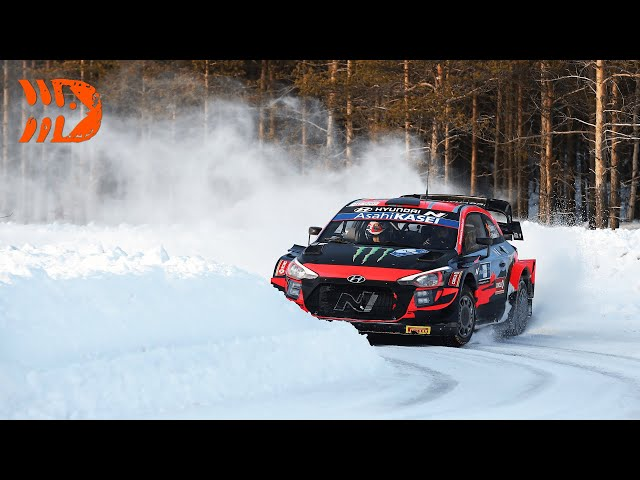 Solbergs Reflect on Oliver's WRC Car Debut - Arctic Rally Finland 2021