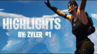 FORTNITE HIGHLIGHTS #1 Get you the moon