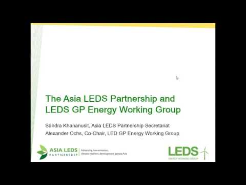 Long range energy planning in Vietnam and Indonesia