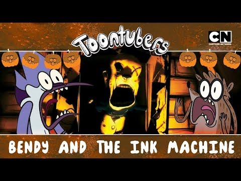 Depois da escola vem o Bendy?! | Toontubers | Cartoon Network