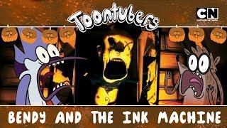 Sonra da escola hangi A. tarafından kaplı o Bendy?! | | Cartoon Network Toontubers