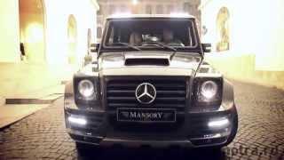 Mansory Гелик G-class