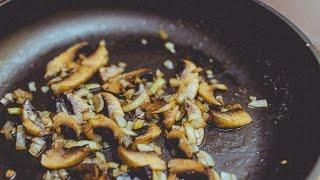 Mushroom Risotto by Piaceri da Gustare