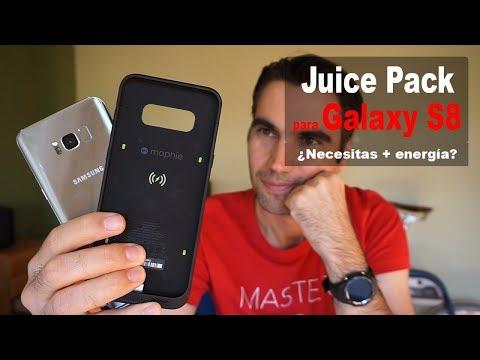 Mophie Juice Pack Para Samsung Galaxy S8 / S8 Plus | Review En Español