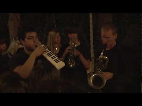 MARXING BAND - Tallers Musicals d'Avinyó 2012
