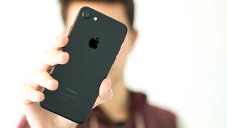 J'ai acheté l'iPhone 7 !