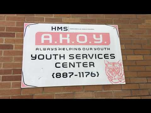 Hopkinsville Middle School campus