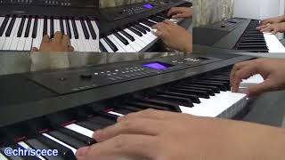 Meraih Bintang Via Vallen - Theme Song Asian Games 2018 Piano Cover by Chriscece.mp3
