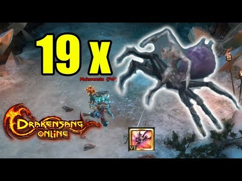 Drakensang Online #323: Defeating Magotina 19 Times in a Row