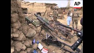 vuclip Military facility to see army offensive against Taliban