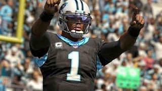 Can Cam Newton Dunk on Lebron James!? CAAAMMMM - Funny NBA2K Gameplay
