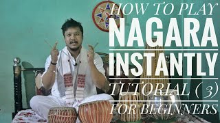 HOW TO PLAY NAGARA INSTANTLY (TUTORIAL 3) FOR BEGINNERS 🔥😋 with #ENG (CC)