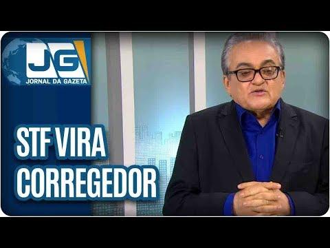 José Nêumanne Pinto/STF vira corregedor da Justiça ao julgar Lula