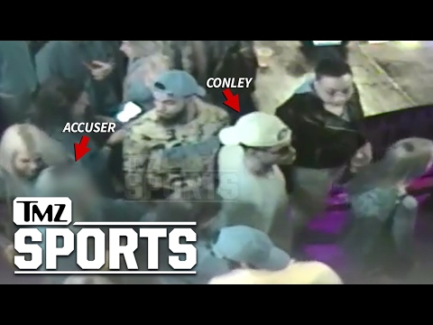 Gareon Conley Video Shows Rape Accuser with NFL Prospect at Bar   TMZ Sports