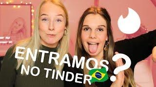 Baixar ENTRAMOS NO TINDER BRASILEIRO! (REACT)