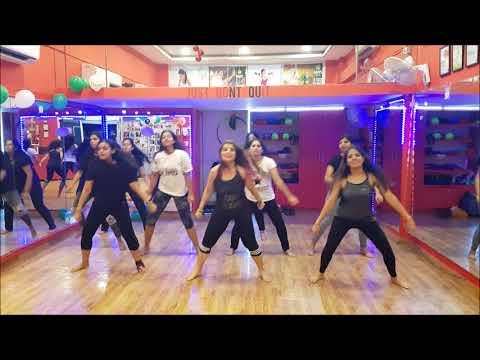 Sadda dil vi tu| Ganpati Bappa Morya | Dance Fitness | Zumba | abcd 2