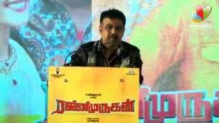 Lingusamy Emotional Speech: My second innings begins now   | Rajini Murugan Audio Launch