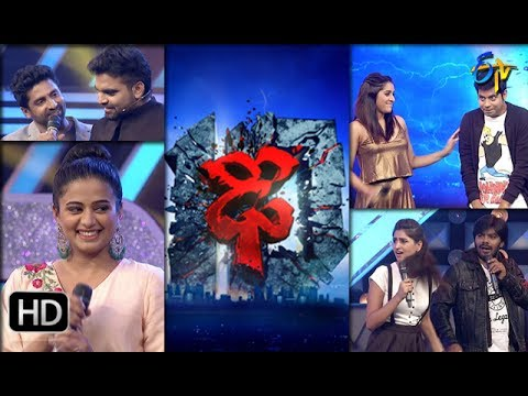 Dhee 10 | 26th July 2017| Full Episode | ETV Telugu
