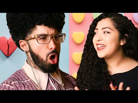 Broken Hearts and How to Get Over Them | The Curly V Show