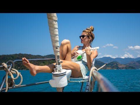 LIVIN' like the LOCALS in Paraty, Brazil! Sailing Vessel Delos Ep.179