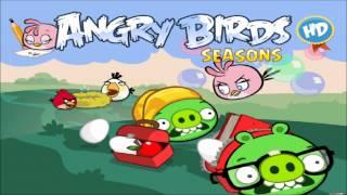 Angry Birds Seasons- Back To School Theme