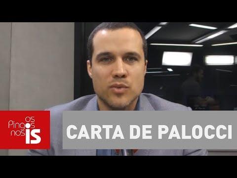 Felipe Moura Brasil - Carta De Palocci E Condenação De Dirceu No Mesmo Dia: Não Tem Preço