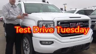 Test Drive Tuesday - 2017 GMC Sierra Elevation Edition