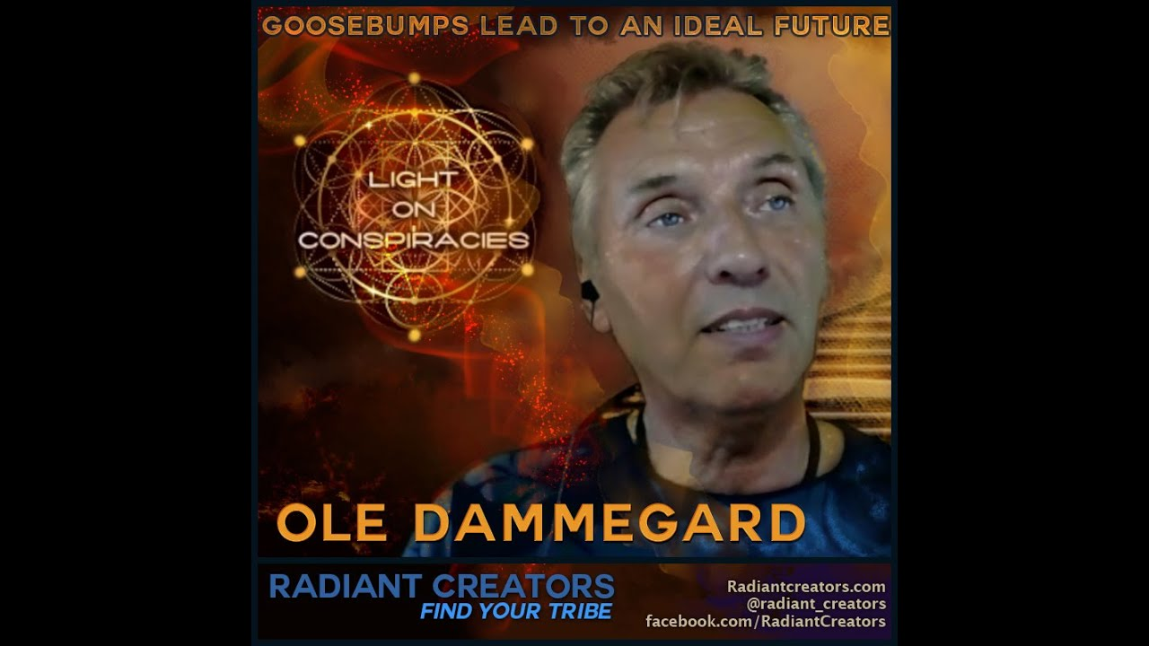 Ole Dammegard - Goosebumps Lead To An Ideal Future