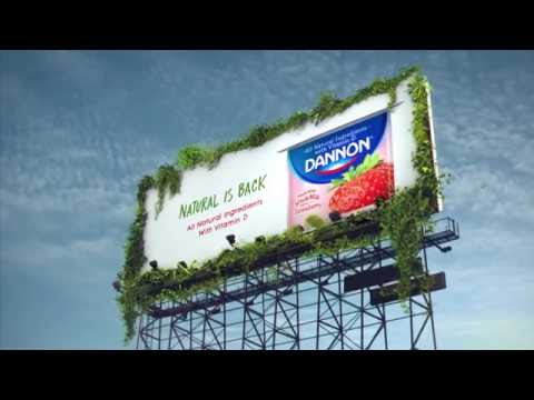 New Dannon Whole Milk Yogurt - Natural Is Back