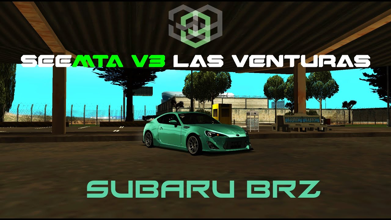 SeeMTA V3 LV - Japanese Car Collection Project #2: Subaru BRZ