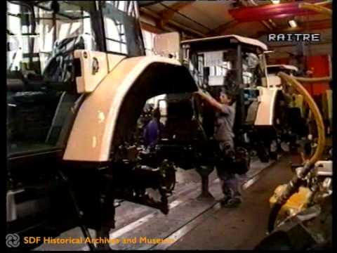 Treviglio Factory -  TG Regione Lombardia, Rai 3 (1994)