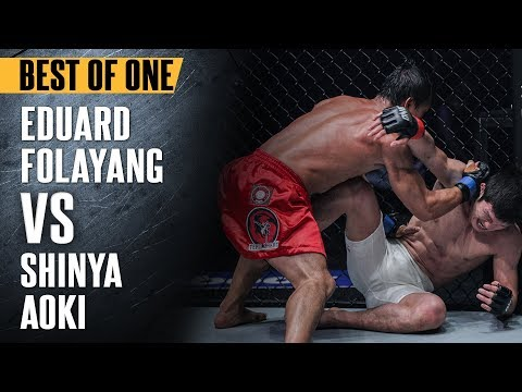 Eduard Folayang vs. Shinya Aoki – Best Of ONE Championship