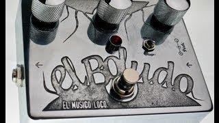 El Musico Loco El Bouldo (Colin Smith Alright Reviews)