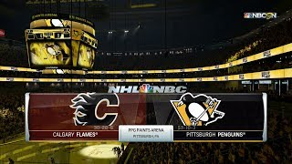 NHL 18 (PS4) - 2017-18 - Game 67 vs Flames