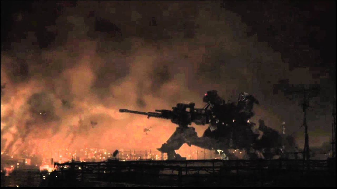ARMORED CORE 5 CG Trailler Full Version