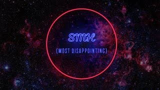 SMH - Most Disappointing of 2017 | COGconnected Game of the Year Awards
