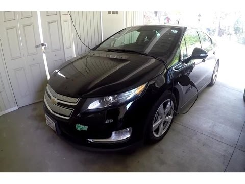 Chevy Volt Lease >> Chevy Volt Quick Review Year End Lease Youtube