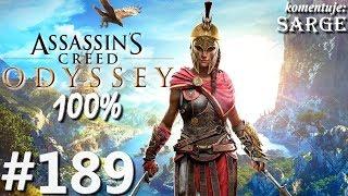 Zagrajmy w Assassin's Creed Odyssey PL (100%) odc. 189 - Życie aktora